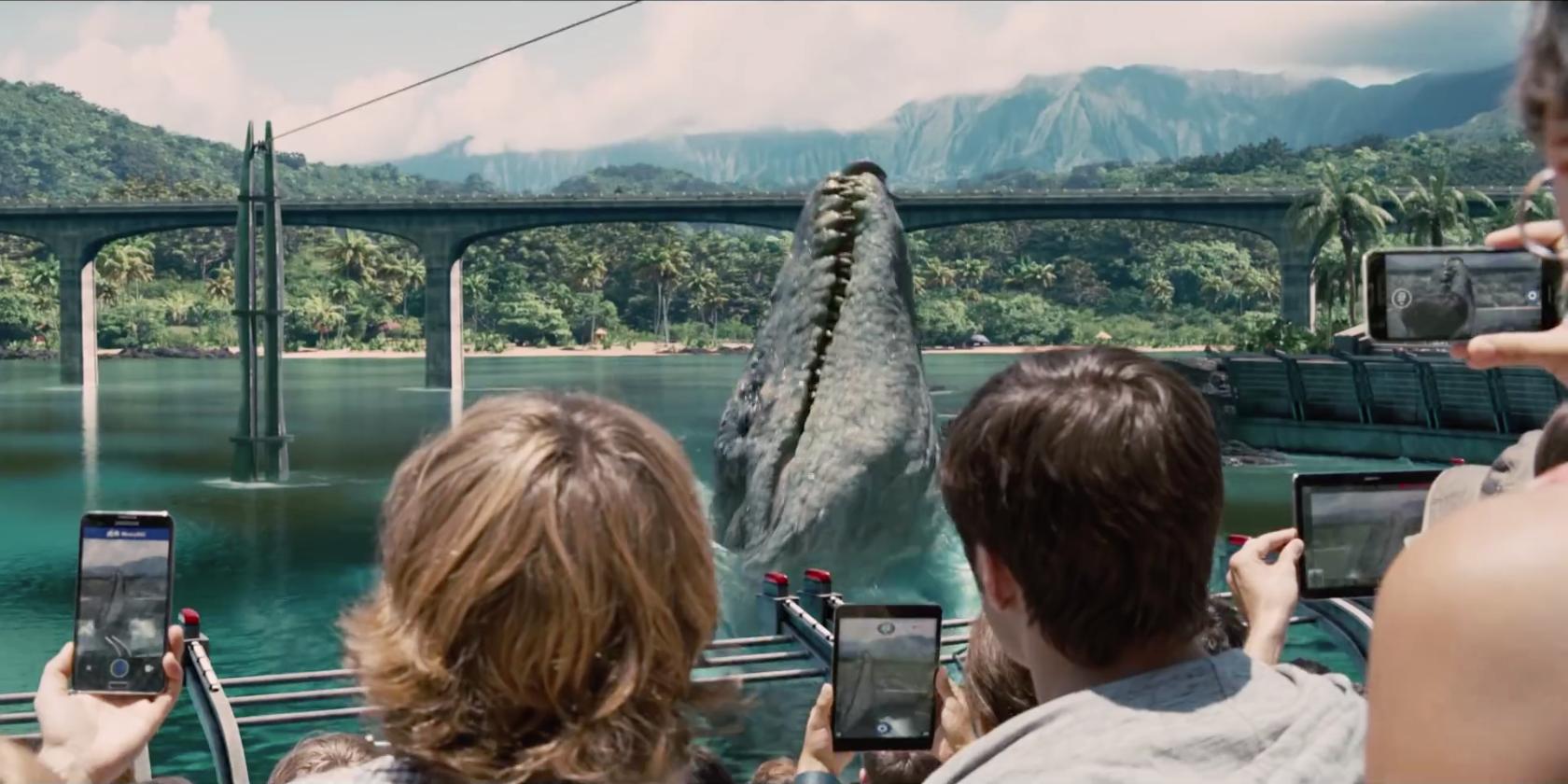 Jurassic World, Colin ...