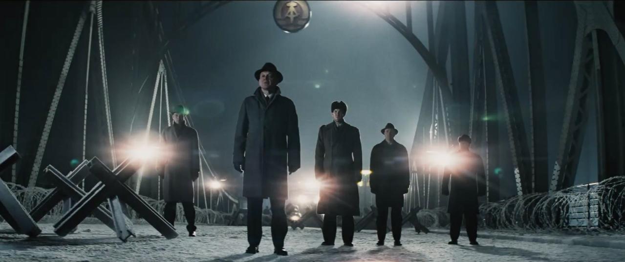 Le Pont Des Espions Steven Spielberg Debordements